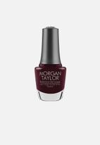 Morgan Taylor - Forever Fabulous nail lacquer ltd edition - the camera loves me