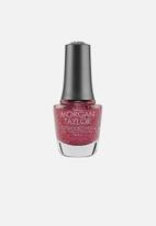 Morgan Taylor - Forever Fabulous nail lacquer ltd edition - some like it red
