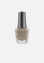 Morgan Taylor - Forever Fabulous nail lacquer ltd edition - ice or no dice