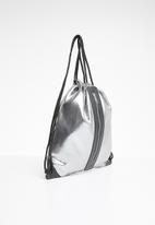 POP CANDY - Drawstring bag - silver