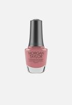 Morgan Taylor - Forever Fabulous nail lacquer ltd edition - hollywood's sweetheart