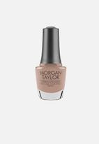 Morgan Taylor - Forever Fabulous nail lacquer ltd edition - she's a natural