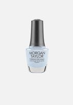 Morgan Taylor - Forever Fabulous nail lacquer ltd edition - wrapped in satin