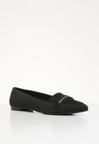 Call It Spring - Pointed loafer - black