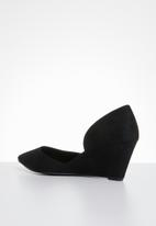 Call It Spring - Wedge heel pump - black