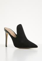 Call It Spring - Stiletto mule - black