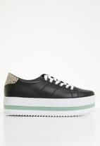 Call It Spring - Flatform - black