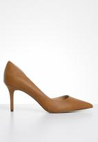Call It Spring - Stiletto heel pump - tan