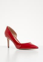 Call It Spring - Stiletto heel pump - red