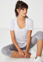 Cotton On - Gym T-shirt - grey