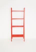 Sixth Floor - Pierce shelf - red