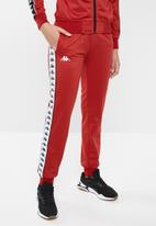 KAPPA - 222 Banda wrastoria slim fit track pants - multi