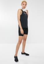 Nike - Nike dry tank - black and white