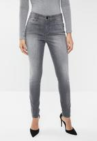 GUESS - Sexy curve jeans  - grey