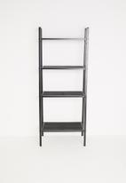 Sixth Floor - Pierce shelf - black