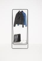 Sixth Floor - Grid clothing rail