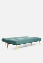 Sixth Floor - Willow sofa bed - green