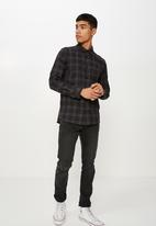 Cotton On - Rugged long sleeve shirt - multi