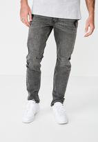 Cotton On - Tapered leg jeans - grey