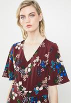 ONLY - Doris kimono jumpsuit - multi