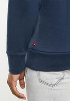 Levi's® - Graphic crew sweatshirt - navy