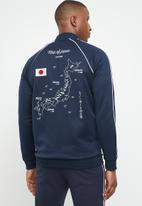 Only & Sons - William embroidery bomber jacket - blues