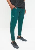 Under Armour - Vanish hybrid pant - green
