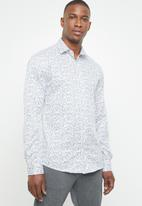 Only & Sons - Alves all over print shirt - multi