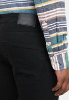 Only & Sons - Warp skinny jeans - black