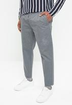 Only & Sons - Leo pant cropped gd 2433 - grey