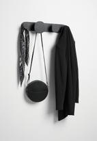 Sixth Floor - Mika wall hook - matte black