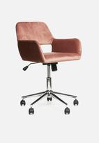 Basics - Ross office chair – rose