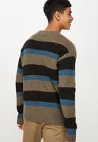 Cotton On - Box crew neck knit - multi