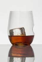 Govino - Plastic white wine/cocktail  picnic glasses - set of 4