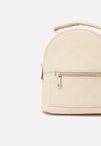 Cotton On - Cara mini backpack - neutral