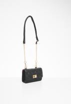Call It Spring - Arrow waist bag -  black