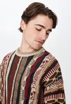 Cotton On - Vintage multi knit - multi