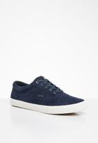 Jack & Jones - JFW vision classic chambray - navy