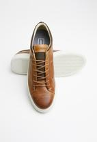Jack & Jones - Barbon leather - tan