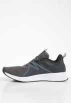 Reebok - Fusium run 2.0 - cold grey 6 /black/white