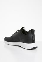 Reebok - Fusium lite - black/grey/white