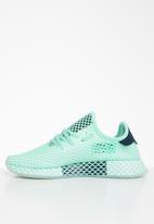 adidas Originals - Deerupt Runner w sp - clear mint / collegiate navy