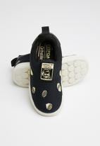 adidas - Stan smith 360 I - black & yellow