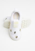 adidas Originals - Stan smith 360 I - white & yellow