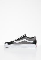Vans - Old skool - black & grey