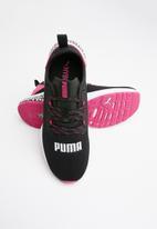 PUMA - Hybrid nx wns - puma black-fuchsia purple