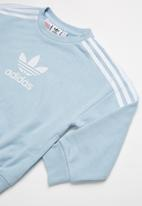 adidas Originals - Culture clash crew set - blue & white