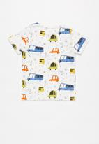 POP CANDY - Printed short sleeve tee - multi-colour