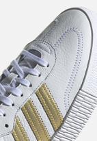 adidas Originals - Sambarose W - ftwr white/gold met./ftwr white
