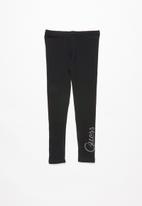 GUESS - Guess basic legging - black